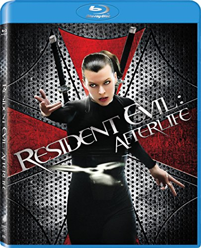 (Resident Evil: Afterlife [Blu-ray])