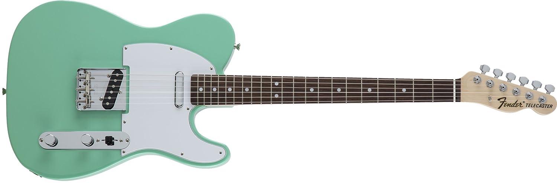 格安新品  Fender エレキギター Surf MIJ Traditional MIJ '70s Telecaster® Ash Rosewood B075DL7J7K Surf Green B075DL7J7K ブラック ブラック|ローズウッド, soraciel:9e673622 --- womaniyya.com