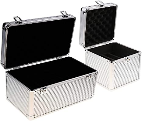 "14Bay 6-Bay Hard Drive Protective Box Storage Case for 3.5inch 2.5/"" HDD"