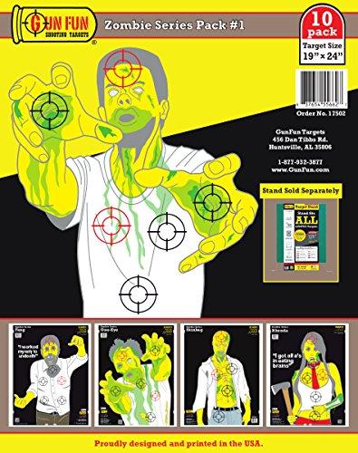 Zombie Series Pack #1 - 19