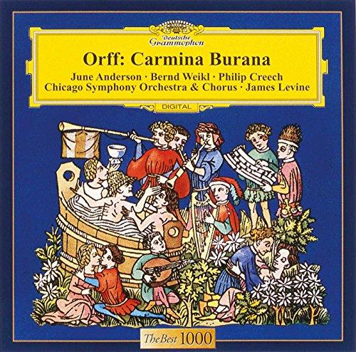 Orff: Carmina Burana (Best Recording Carmina Burana)