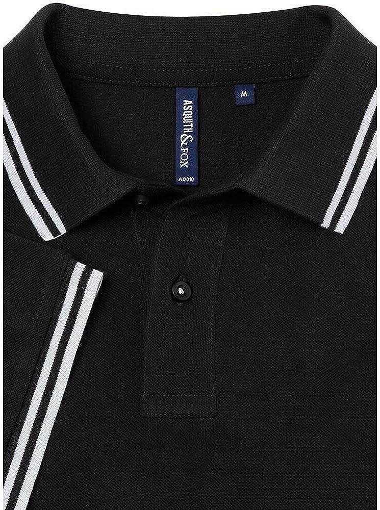 Asquith-Fox-Mens Polo Shirt-Classic Fit Poloshirt