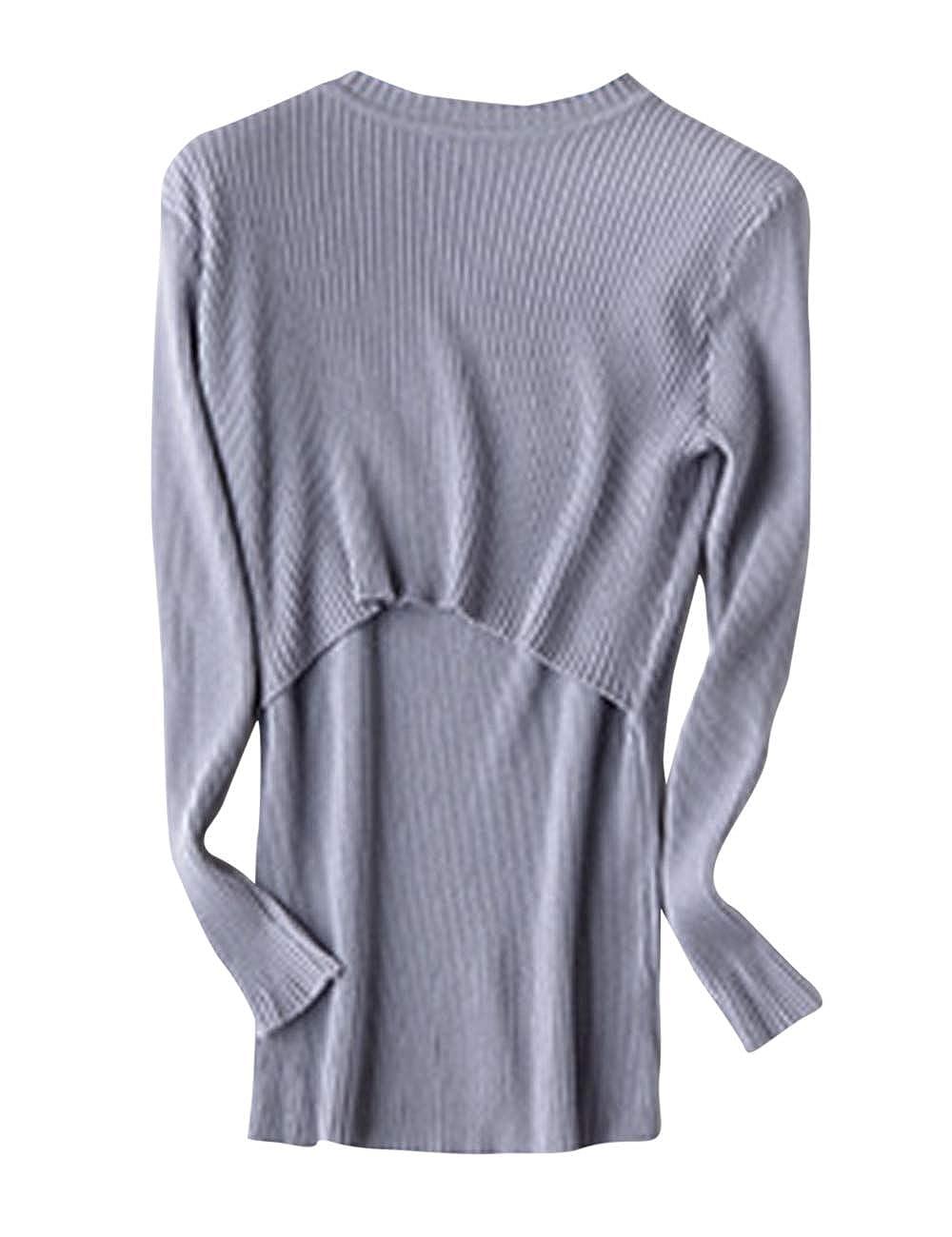 A-Shirt Tops Komfort Einheitsgröße Frauen Mutterschaft Stillen Pflege T-Shirt