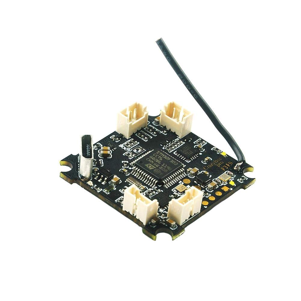 Flight Controller - for RC Drone Quadcopter Mobula7 5A 1-2S Compatible with Flysky/Frsky/DSMX Receiver for Crazybee F3 by Blueyouth (Image #5)