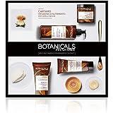 L'Oréal Paris Botanicals Cartamo Infusione di Nutrimento Cofanetto Trattamento Completo per Capelli Secchi, 4 prodotti, Senza Siliconi, Senza Parabeni, Senza Coloranti