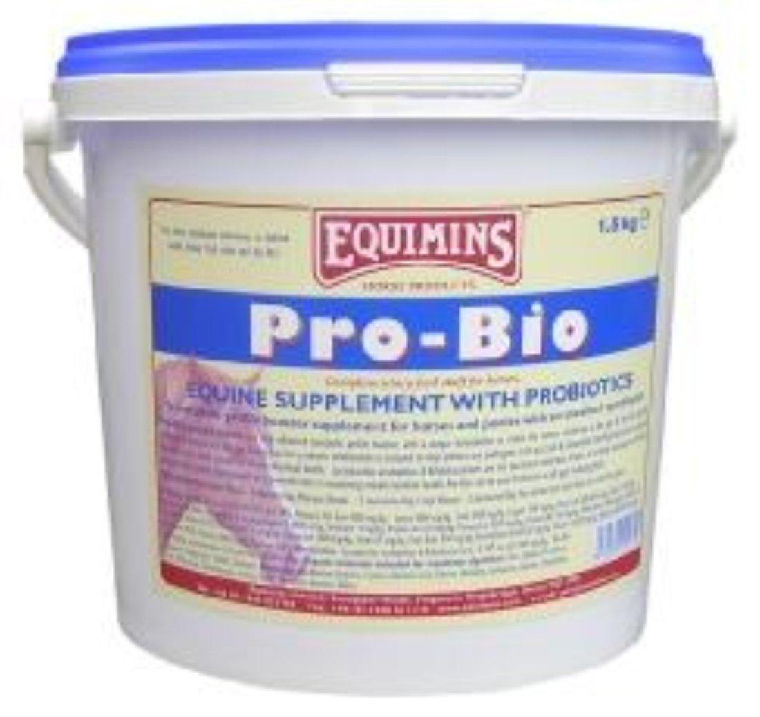 Equimins Unisex EQS0280 Pro-bio, Clear, 1.5 kg