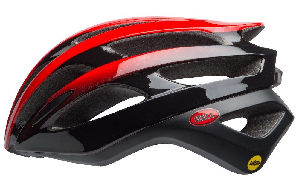 BELL(ベル) ヘルメット ファルコン ミップス FALCON MIPS マットレッド/ブラック Lサイズ 2019年継続モデル   B079C8ZWFD
