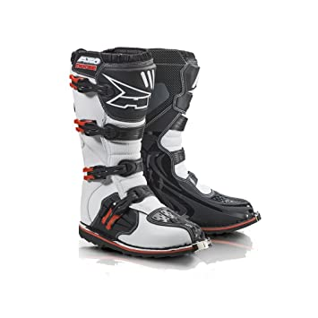 798f52444b AXO Motorcycle Boots Drone Limited Edition