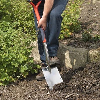 Gardeners Spades pear-Jackson-Select-Stainless-Digging-Spade