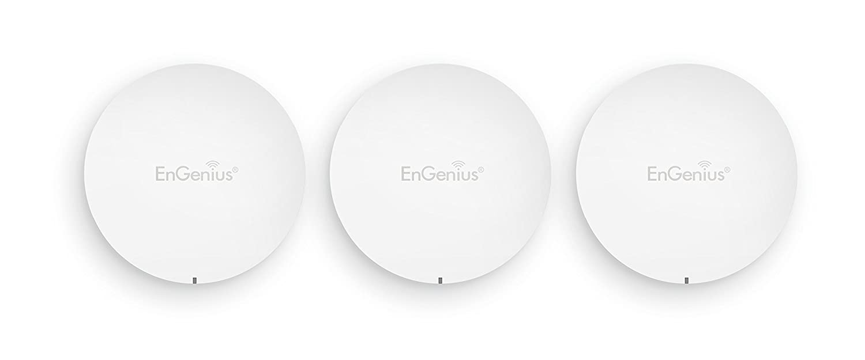 EnGenius Technologies EnMesh Dual-Band Mesh Whole-Home Wi-Fi System EMR3000-KIT Renewed