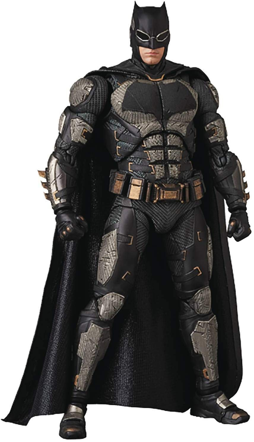 Medicom Justice League: Batman (Tactical Suit Version) Maf Ex Figure