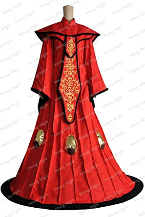 Amazoncom Star Wars The Phantom Menace Queen Padme Amidala Dress