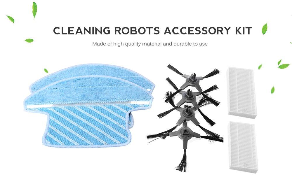 Kit de Accesorios para FONZO Inteligente Robot Aspirador: Amazon.es: Hogar