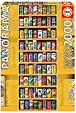 : Soft Cans Panoramic Puzzle - 2000 Piece