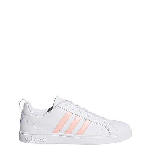 Adidas Vs Advantage, Zapatillas de Deporte para Mujer, (Blanco 000), 38