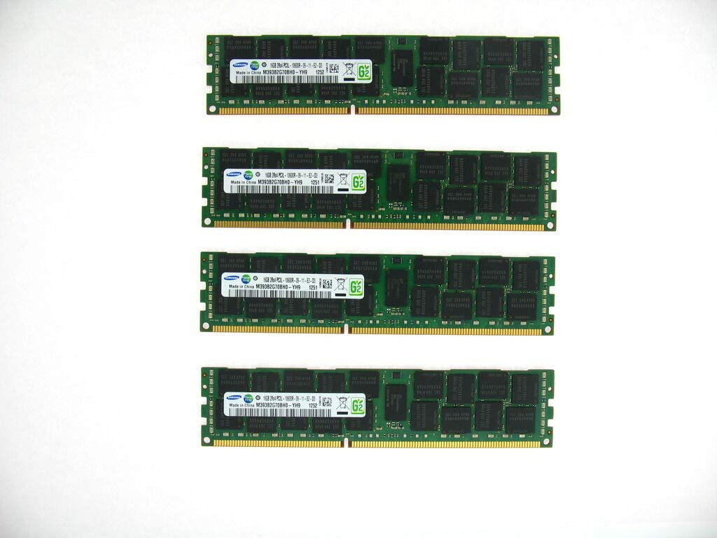 128GB 8X16GB NEMIX RAM Memory for Apple Mac Pro 2010 /& 2012