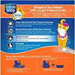 Fresh Step Advanced Extreme Clumping Cat Litter with Odor Control 9