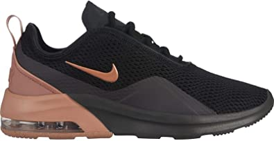 02767478b6ff Nike Damen WMNS Air Max Motion 2 Cross-Trainer Schwarz (Black Rose Gold