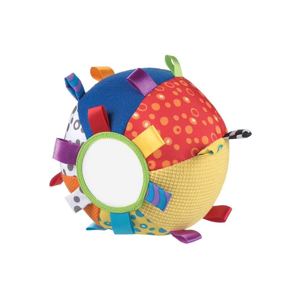 Playgro 0180271 Loopy Loops Ball for Infants And Toddlers