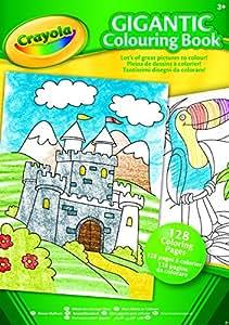 Crayola Gigantic Coloring Book 128pg