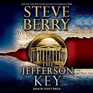 The Jefferson Key Audiobook