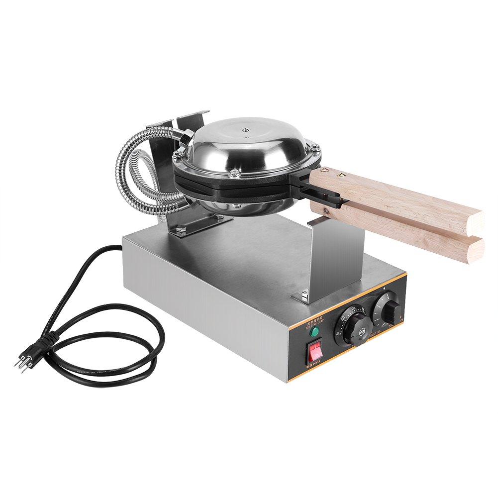 たこ焼き器 業務用たこ焼き器 卵焼き機 両面焼き式 家庭用 業務用 使い簡単 焦げ付き防止型 精密温度制御 強い耐熱性 安全性 耐久性 USUSプラグ 電圧:110V   B07PFWRD4S