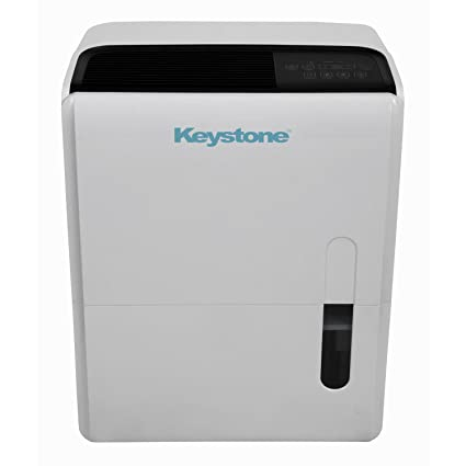 Keystone 95 Pt. Dehumidifier With Built In Pump