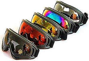 DPLUS Motorcycle Goggles