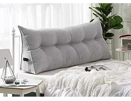 Cuscini Da Lettura.Pillows Rjf Comodo Triangolare Letto Cuscini Da Lettura Semplice