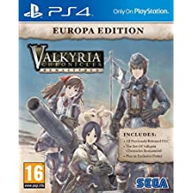 Valkyria Chronicles Remastered Europa Edition (PS4) by Koch International