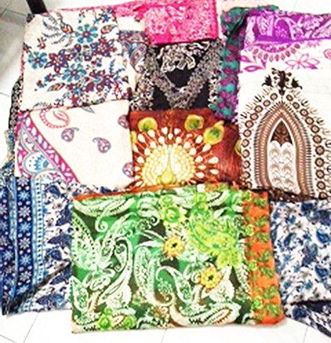 Hippie Mexican Poncho Festival Kimono