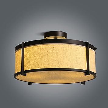 LYYXDD ZHDC® Lámparas de Techo, Moderno Creativo de Estilo ...