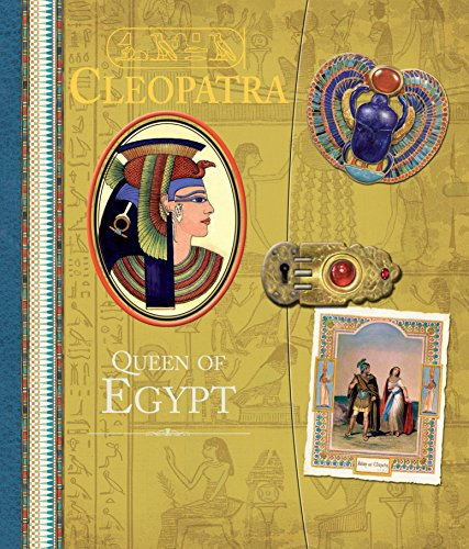 Cleopatra: Queen of Egypt (Historical Notebooks) (Cleopatra Kids)