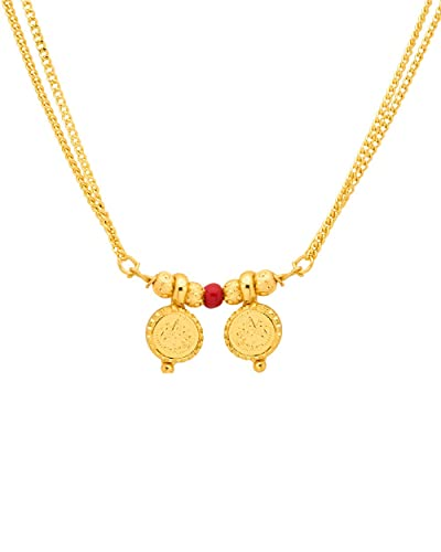 b7c7d1053c9699 Buy Voylla Copper Choker Necklace for Women (Golden)(8907617493695) Online  at Low Prices in India