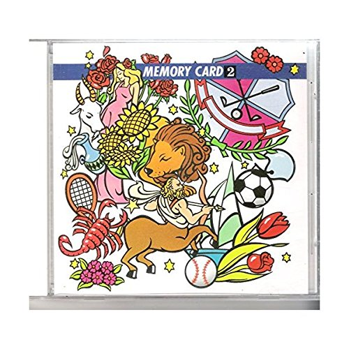 - JANOME MEMORY CARD EMBROIDERY CARD DESIGN (Memory Card 2)