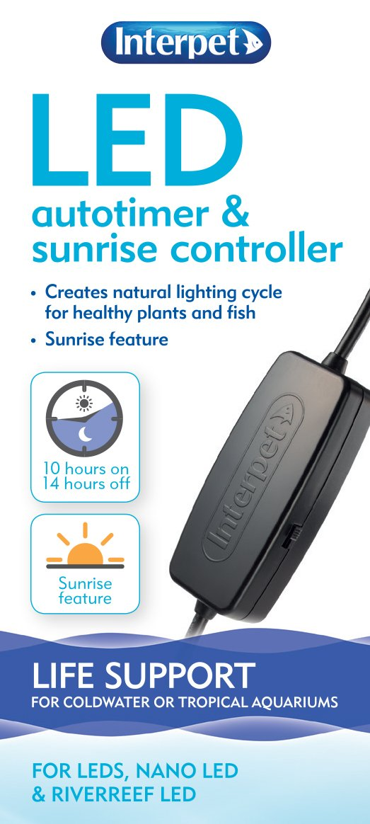 Interpet LED Auto Timer and Sunrise Controller 51497