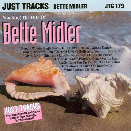 From a Distance [Clean] (Karaoke Version With Backup Vocals) (Distance Bette Midler A From)