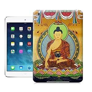 Unique Phone Case Tibetan Book-05 Hard Cover for ipad mini cases-buythecase