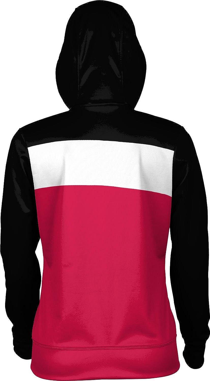 Prime University of Utah Girls Zipper Hoodie School Spirit Sweatshirt