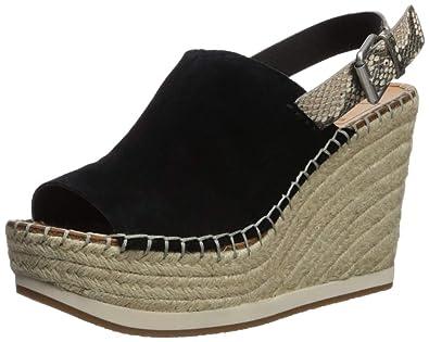 c5af01c9d49 Amazon.com  Dolce Vita Women s Shan Espadrille Wedge Sandal  Shoes