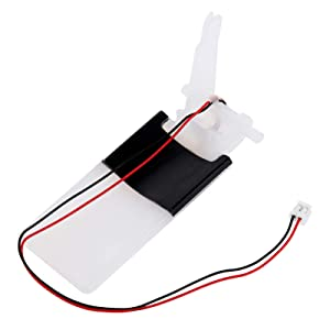Dreld 241685703 Refrigerator Water Actuator, Replaces Part # AP3963432 PS1526418 1195920 5304433613 AH1526418 EA1526418, Replacement Part Fit for Frigidaire, Kenmore, Electrolux, Westinghouse