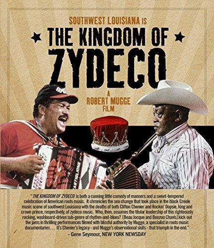 The Kingdom Of Zydeco [Blu-ray]