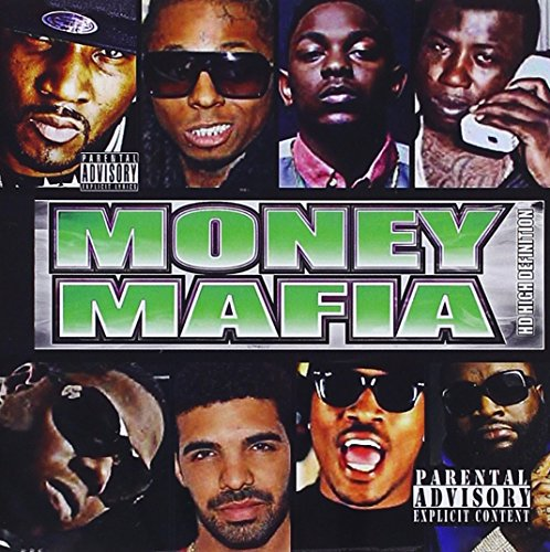 Lrg Cd - Mafia Music 4