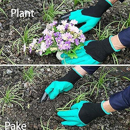 Amazon.com: Guantes de jardín, horticulturales, guantes de ...