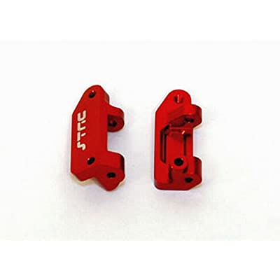 ST Racing Aluminum Castor Blocks for Traxxas 2WD Electrics: Toys & Games