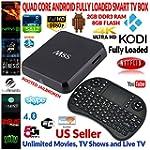 M8 Quad Core Android 4.4 Loaded TV Bo...