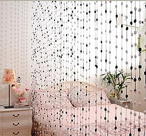 curtain room dividers for kids. 300x300cm Bead Curtain Room Divider Thread Curtains Children Kids  Decorative Window Screen Amazon com