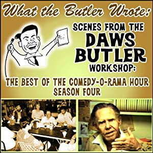 What the Butler Wrote Radio/TV Program