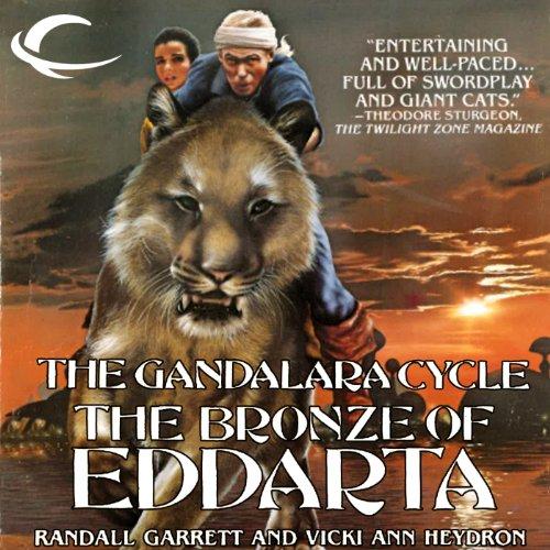 The Bronze of Eddarta: Gandalara, Book 3