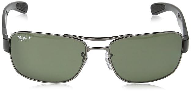 55ae1aa606d Amazon.com  Ray-Ban RB 3522 Sunglasses  Clothing